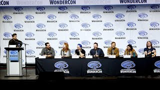 Talks Machina: Live from WonderCon 2018