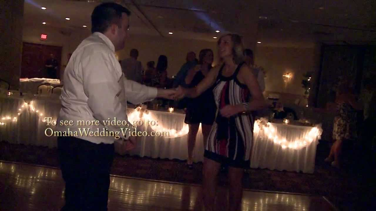The Dollar Dance Fun At Your Omaha Wedding Reception Youtube