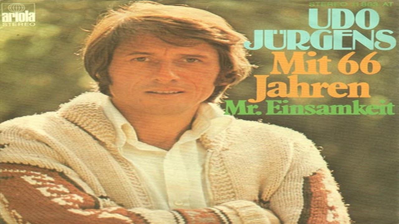 Udo Jürgens Mit 66 Jahren 1977 Youtube