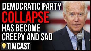 The Democratic Party's Collapse Has Become SAD, Democrats Request Biden Can SIT DOWN At Next De