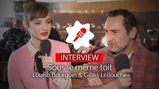Sous le même toit : Louise Bourgoin et Gilles Lellouche nous raconte leurs galères de couple