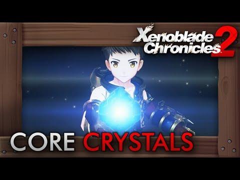 Xenoblade Chronicles 2 - How to Farm Rare Core Crystals