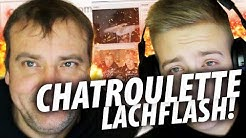TURN UP HAHA!! Chatroulette mit Papa!
