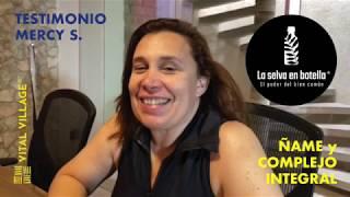 TESTIMONIO: ÑAME & COMPLEJO SALUD INTEGRAL