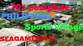 Philippine Sports Village update as of MARCH 2019