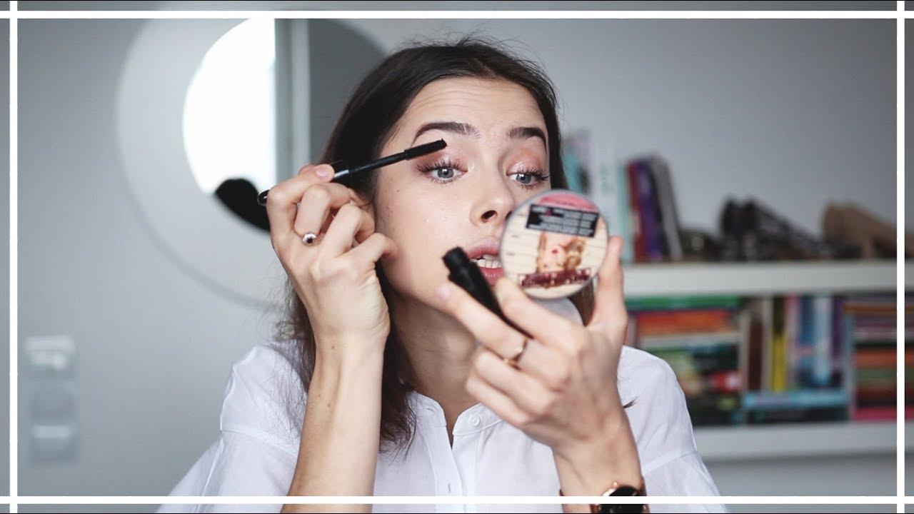 Q&A: GET READY WITH ME / makijaż i kosmetyki