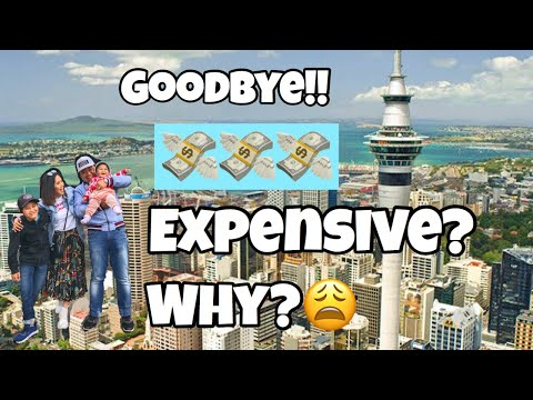 COST OF LIVING IN NEW ZEALAND 2019 For Family Of 4   LIZ CUICO