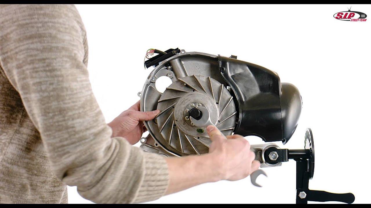 medium resolution of vespa ignition malossi vespower installation tutorial
