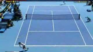 Virtua Tennis 3 (Very Hard)