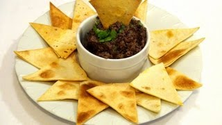 How To Make Black Beans Hummus Recipe