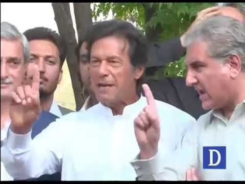 Will Shutdown Islamabad on 2nd November: Imran Khan