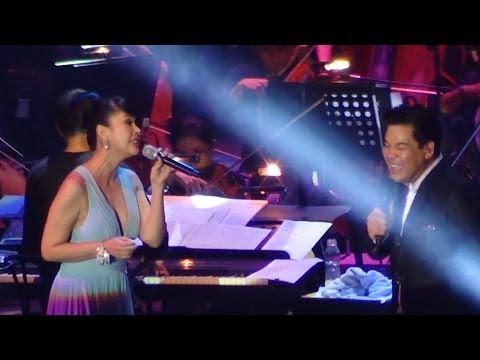 MARTIN NIEVERA & POPS FERNANDEZ - Ikaw Lang Ang Mamahalin (3D2 Tatlong Dekada Concert The Repeat!)