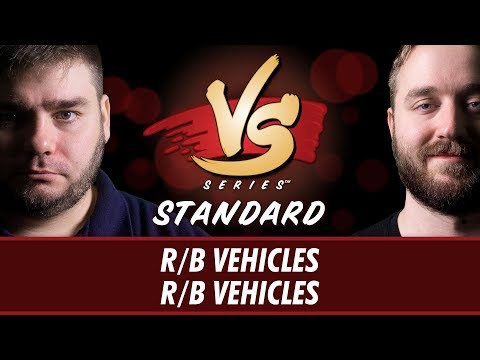5/31/2018 - Anderson VS Ross: R/B Vehicles VS R/B Vehicles [Standard]