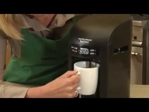 Hamilton Beach BrewStation 6 Cup Dispensing Coffeemaker | 48274