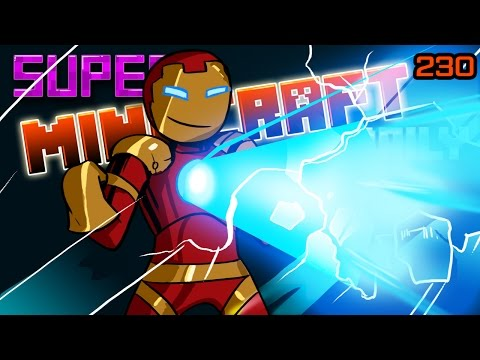 Iron Man comes back online! | Super Minecraft Daily | Ep.230