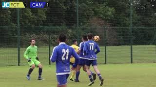 FC Team vs Camden Park