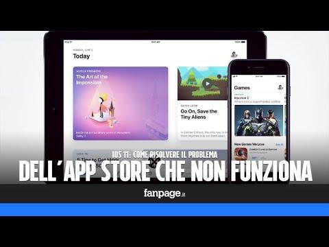 App Store in iOS 11 non funziona? Ecco come risolvere il problema