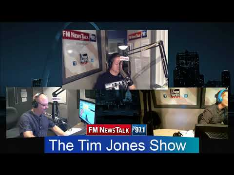 The Tim Jones Show - On Demand: MO State Rep. Derek Grier