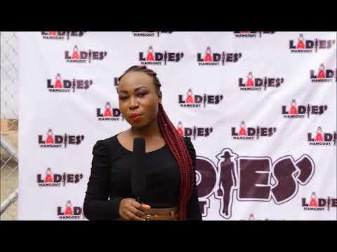 Ladies' Hangout event, Delta State, Nigeria (Red carpet)