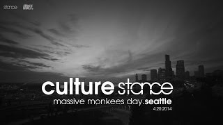 Massive Monkees Day x Circle of Fire // culture.stance // UDEFtour.org