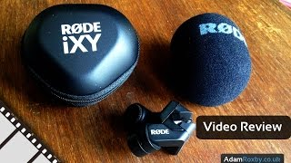 RODE iXY Review - New Lightning Version