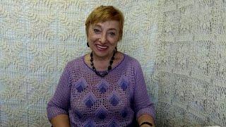Вязание крючком для детей от О.С. Литвиной. МК Жилет