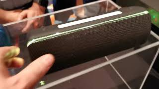 Sony XB22 and SRS-XB32 Bluetooth speaker for 2019