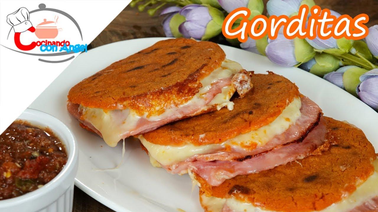 Download Gorditas Que Enamoran Comida Mexicana