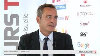 Colloque NPA-Le Figaro : Marco Tinelli, FULLSIX