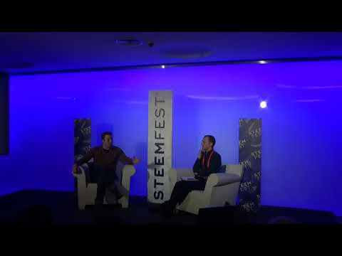 Fireside Chat With Steemit CEO Ned Scott With Ned,andrewmcmillen