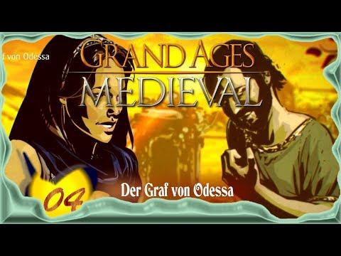 Grand Ages Medieval [E04] ★ Der Graf von Odessa ★ Deutsch - Let's Play