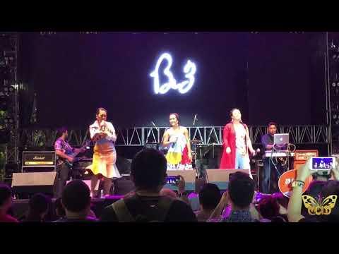 AB Three (Be3) - Cintailah Aku at 90s Fest