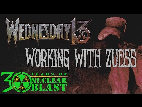 WEDNESDAY 13 - Working With Zuess (OFFICIAL INTERVIEW)