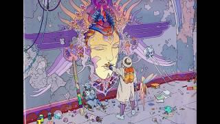天才の偉業【イラスト】フランスの漫画家メビウスことジャン・ジローの作品
