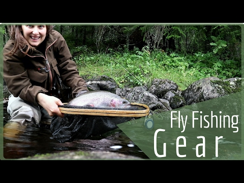 How to start fly fishing? – Minimum Fly Fishing Equipment