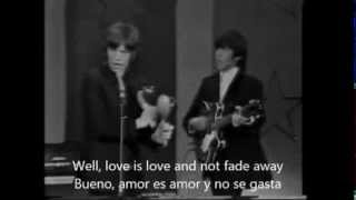 The Rolling Stones - Not Fade Away (Subtitulos Español - Ingles)