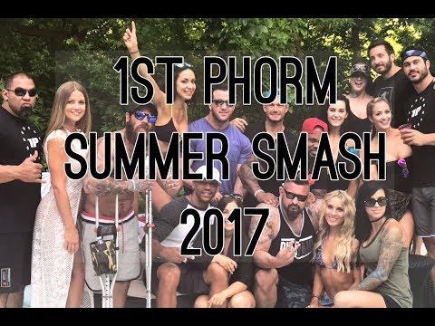 1st Phorm Summer Smash 2017 & New York Announcement