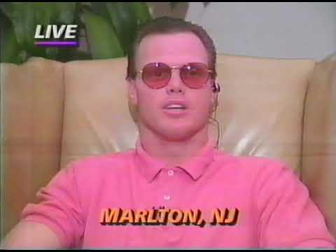 Jim McMahon interview with Dick Schapp, 1991