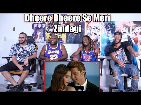 Dheere Dheere Se Meri Zindagi Video REACTION | Hrithik Roshan, Sonam Kapoor | Yo Yo Honey Singh