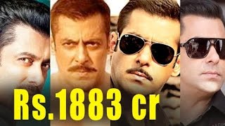 Salman Khan's Top 10 Movies Collection