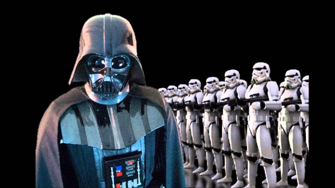 Star Wars A Darth Vader Birthday Wish Youtube