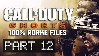 Call of Duty Ghosts Gameplay Walkthrough Part 12 Into the Deep 100% Rorke Files Campaign Intel