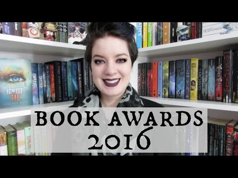 2016 Book Awards | Favorite Books of the Year!