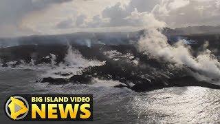 Hawaii Volcano Eruption Update - Thursday Evening (June 7, 2018)