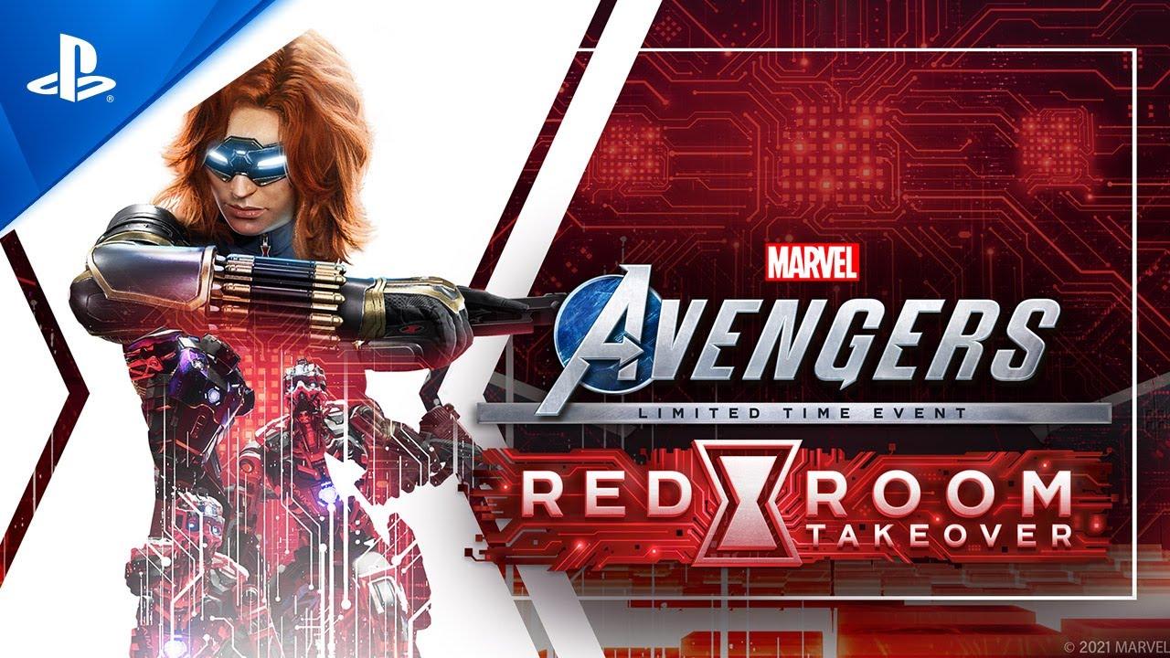 Marvel's Avengers - Red Room Takeover