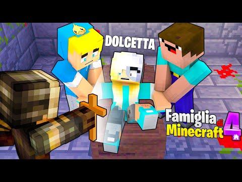 L'ESORCISMO DI DOLCETTA!! - Famiglia Di Minecraft STAGIONE 4