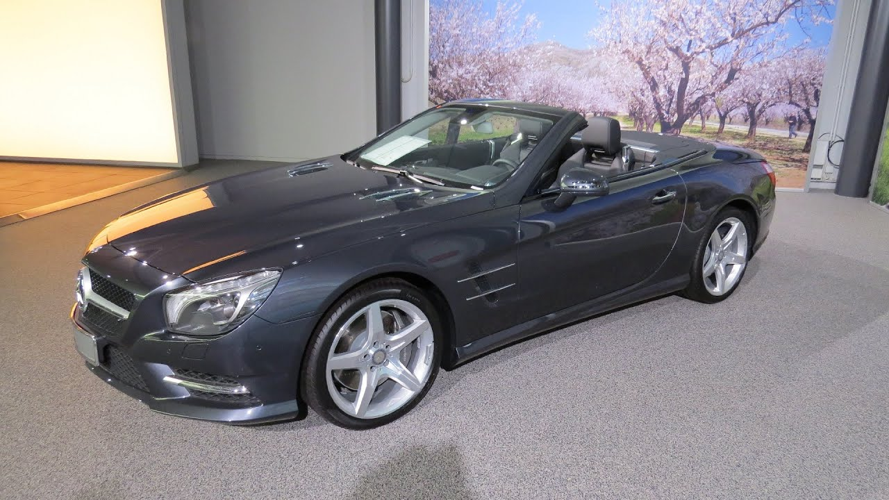 2015 mercedes benz sl 500 youtube. Black Bedroom Furniture Sets. Home Design Ideas
