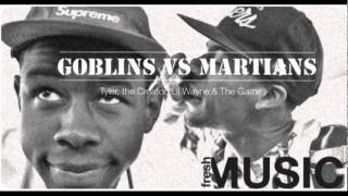 The Game - Martians Vs. Goblins (Feat. Tyler, The Creator & Lil Wayne)