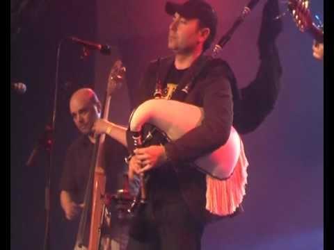 Anxo Lorenzo Band - Guest: Benoit Kensier - Live Belgium