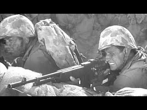 Assault on Iwo Jima | Dangerous Mission | Military Documentary Film